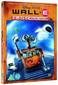 £1.19 Pre-owned Wall.e DVD at Music Magpie. 2 disc special edition