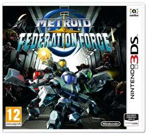 Metroid Prime: Federation Force 3DS - £9.99 @ Argos (Ebay)
