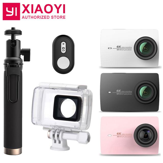 Xiaomi Yi 4K Action Camera (GoPro killer) £123.84 @ AliExpress