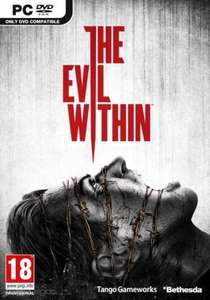 The Evil Within PC Steam Key @ CDKeys - £3.69 / £3.51 with 5% off Code