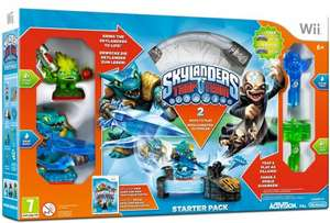 Skylanders Trap Team: Starter Pack wii - £2.99 Prime / £5.98 Non-Prime - sold by Real Merch, fulfilled by Amazon