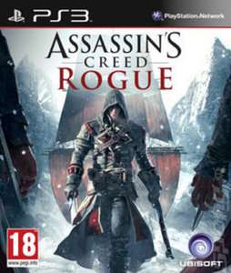 Assassins Creed Rogue PS3 (used) £6.99 delivered @ musicmagpie - only 3 left