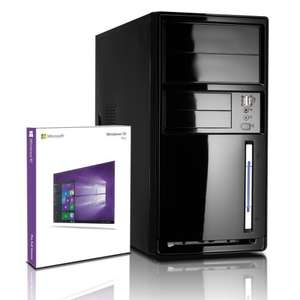 Shinobee Home Office PC Student Computer Tower Quad Core Windows 10 £139 Sold by shinobee and Fulfilled by Amazon