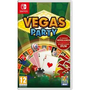 Vegas Party (Nintendo Switch) - £15.99 @ 365games