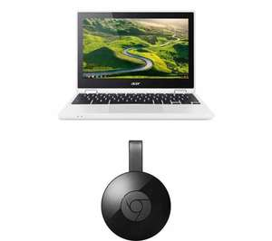 "ACER Chromebook 11"" 2-in-1 Touchscreen & Chromecast £219.97 from Currys/PCWorld"