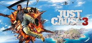 Just Cause 3 free to play until 28/7 8pm at Steam