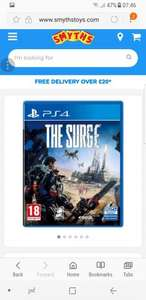 The Surge PS4 £19.99 at Smyths