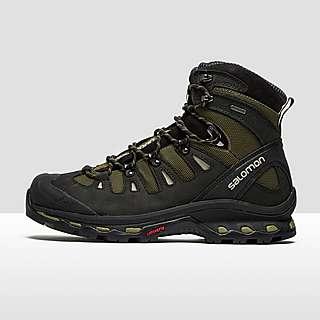 Saloman Quest 4D 2 GTX mens hiking boot - Green £96 at Millet Sports