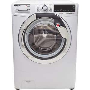 HOOVER WASHER DRYER 11 kg LARGE 7 kg DRYING £347.97 with Which? trial - appliancesdirect.co.uk