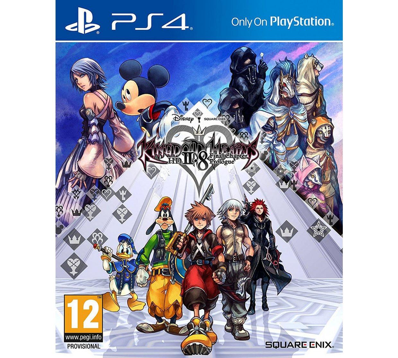 Kingdom Hearts HD 2.8 Final Chapter Prologue [PS4]  £20.99 @ Argos