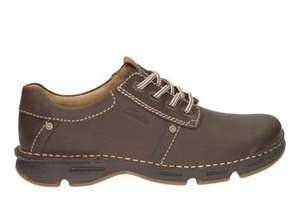 Men`s shoes `Rico Park, Mahogany` Sale (was £85)  @ Clarks - £25.50