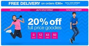 SMIGGLE - 20% off all full price goodies!