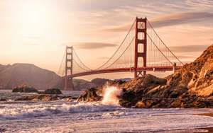 Thomas Cook Flash Sale - San Francisco - 300 seats at £300 RETURN! via Manchester (24 Hours only!) @ Thomas Cook Airlines