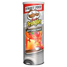 Pringles Street Food Flavours 200g £1.05 at Sainsbury's