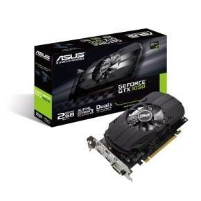 Asus Nvidia Phoenix GeForce GTX 1050 2GB Graphics Card & FREE DELIVERY - £94.97 at Ebuyer