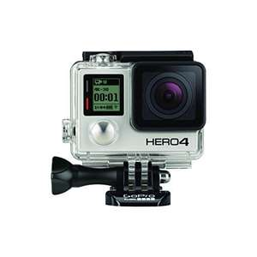 GoPro HERO 4 Black Nearly Half Price! £223 (Amazon.fr)