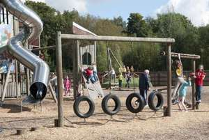 Conkers Discovery Centre Family Ticket- £21- valid till 14th Oct at wowcher