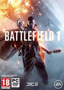 Battlefield 1 for PC, £15.99 at game
