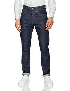 Levi's Men's Tapered Fit Jeans 501CT £25.50 Delivered @ Amazon
