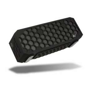 Kitsound Hive 2 Bluetooth Wireless Portable Stereo Speaker refurbished - Black £15.38 tech-refresh / Ebay