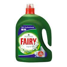 Fairy washing up liquid 2.5litre refill on offer £3.49 in Farmfoods Acocks green Birmingham - may be nationwide