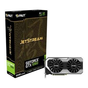Palit GeForce GTX 1060 JetStream 6GB - £213.90 incl. delivery @ Scan via eBay
