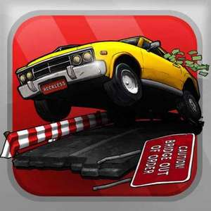 Reckless Getaway by Pixelbite now free on iOS