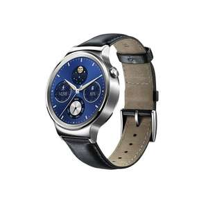 Huawei W1 Stainless Steel Classic Smartwatch with Leather Strap £169.99 @ Amazon