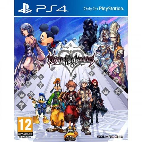 Kingdom Hearts HD 2.8 Final Chapter Prologue /Kingdom Hearts HD 1.5 & 2.5 Remix PS4 Game £21.99 @ 365games