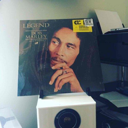 Bob Marley - Legend - Vinyl £8.99 @ HMV IN STORE ONLY