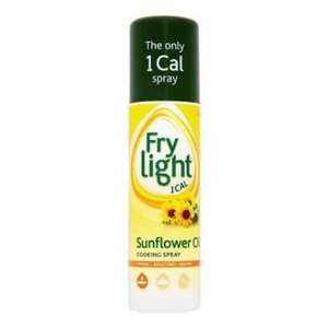 FryLight Sunflower Oil - 3 FOR £3 @Musclefood min spend £10