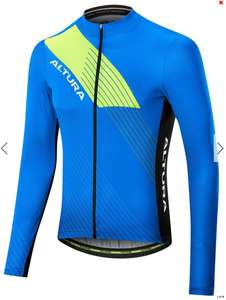 Altura Sportive Long Sleeve Cycling Jersey £19.99 Delivered  @ Tredz (Various colours / Sizes)