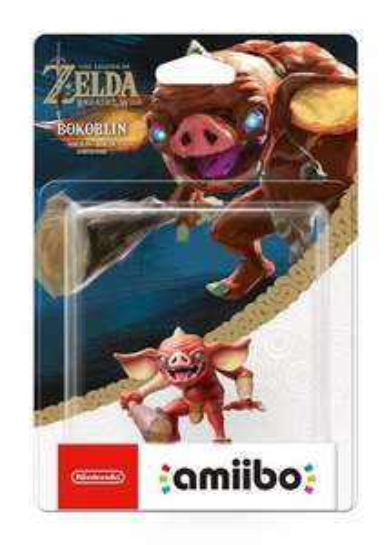 Bokoblin amiibo - The Legend OF Zelda: Breath of the Wild - amazon.co.uk £12.99 prime / £14.98 non prime