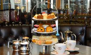 Afternoon Tea for Two at Patisserie Valerie - Nationwide - £9.50pp £19 (Usually £25) @ Groupon
