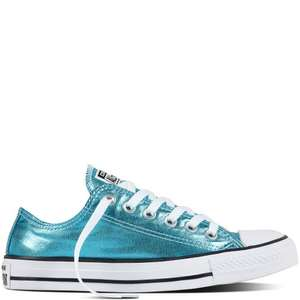 Massive sale at converse lots of good sizes from £14.99 + Extra 10% Off 1 Pair / 20% Off 2 / 30% off 3 Pairs with code