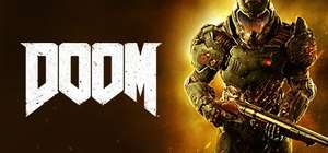 DOOM (PC - Steam) - £8.50 (with code) @ Green Man Gaming