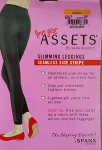 "Spanx ""Love Your Assets"" By Sara Blakely Slimming Leggings In Store £5.99 @ Home Bargains"