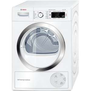 Bosch WTW87560GB Heat Pump Tumble Dryer £529.54 @ Appliance World