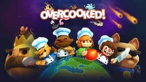 [PS4] Overcooked £6.49 @ UK PSN (also Overcooked: Gourmet Edition £7.99)