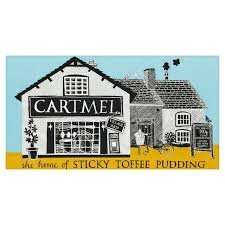 Cartmel Sticky Toffee Pudding £2.99 at Waitrose.