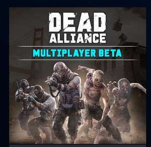Dead Alliance: Multiplayer Beta [PS4, Xbox One, PC]