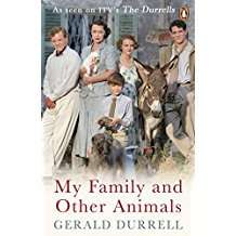 Amazon Kindle Daily Deal - My Family and Other Animals by Gerald Durrell 99p