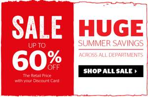 Upto 60% Off At Go outdoors