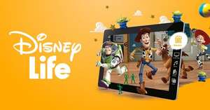 Get 3 months  of DisneyLife for just £3
