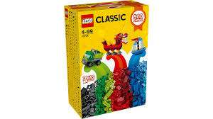 LEGO Classic Creative Box 10704 [900 pieces] £19.99 @ Tesco Direct