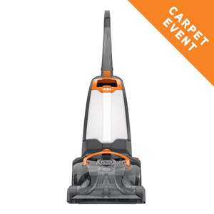 Vax carpet cleaners sale! Save up to £240 on selected carpet cleaners with voucher code: carpet3