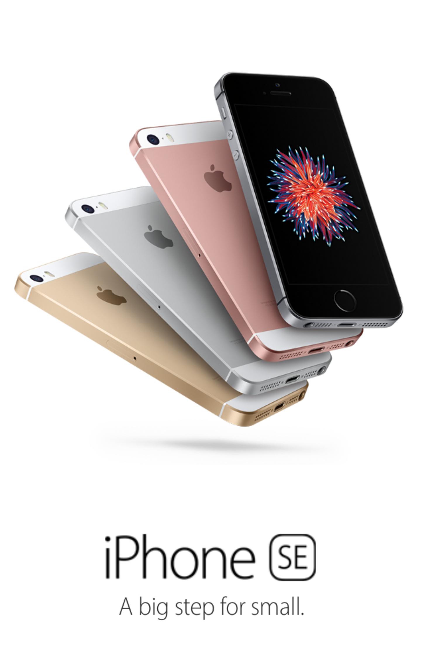 Iphone SE 16gb (£229) or 64gb (£279) giffgaff.com