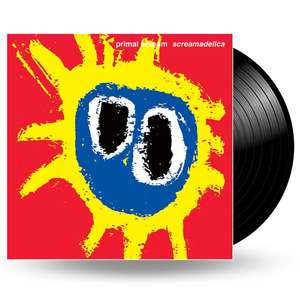 Screamadelica Double Vinyl - £14.49 - We Are Vinyl Deal of the Day 28/7