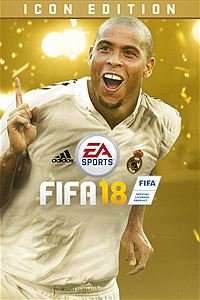 FIFA 18 Icon edition £71.99 with EA access and FIFA 17 in game offer from the xbox store