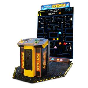 "BANDAI NAMCO World's Largest PAC-MAN Arcade Machine with 108"" Screen £15999.99 @ Costco"